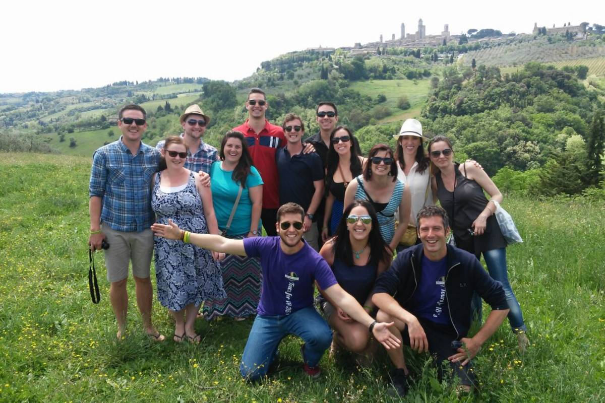 Italy on a Budget tours LET'S GO NORTH - 9 DAYS/8 NIGHTS