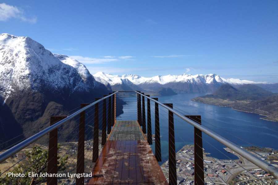 FRAM UNESCO Geiranger - Trollstigen - Åndalsnes (en veg)