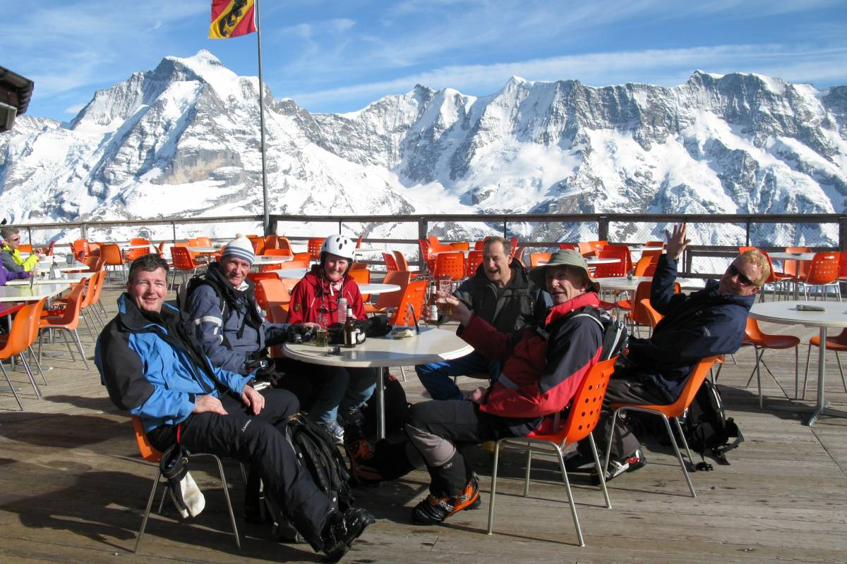 Swiss Alpine Guides Freeride - Offpiste Experience