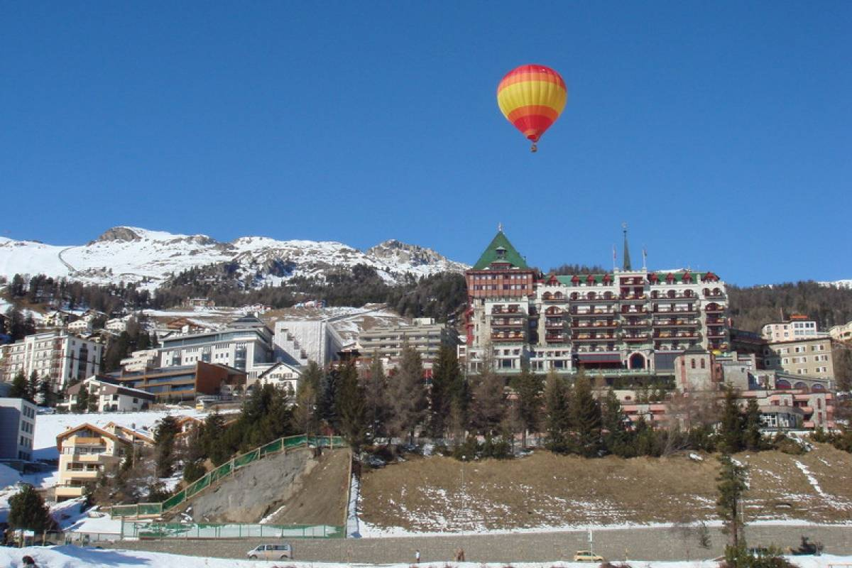 HB Adventure Switzerland Available now: Private Hot Air Balloon ride for 2 persons