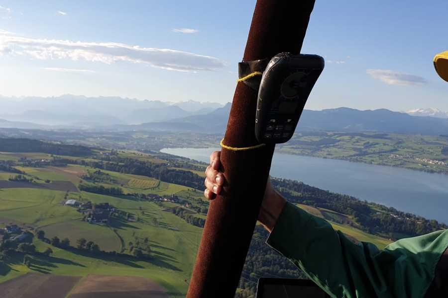 HB Adventure Switzerland AG Aktuell: Private Heissluftballonfahrt für 2 Personen