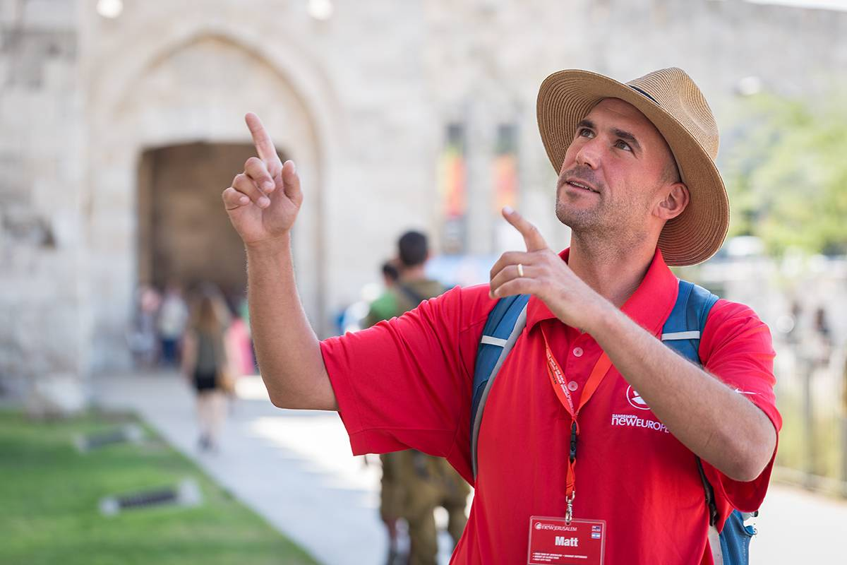 SANDEMANs NEW Jerusalem Tours Jerusalem's Holy City Tour