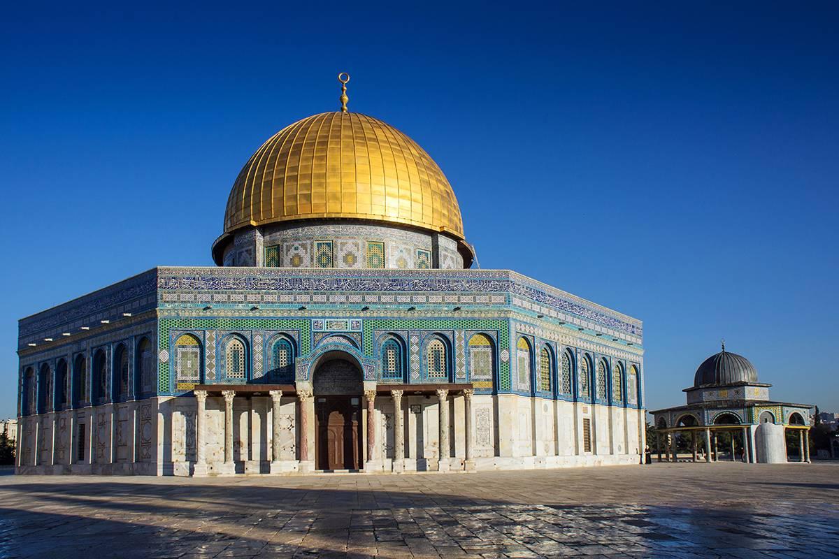 SANDEMANs NEW Jerusalem Tours Jerusalem's Holy City Tour