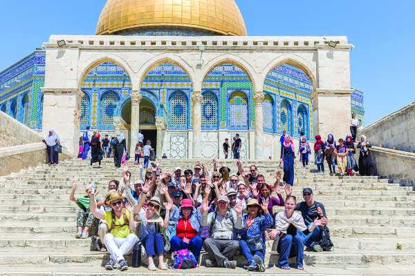 Jerusalem's Holy City Tour