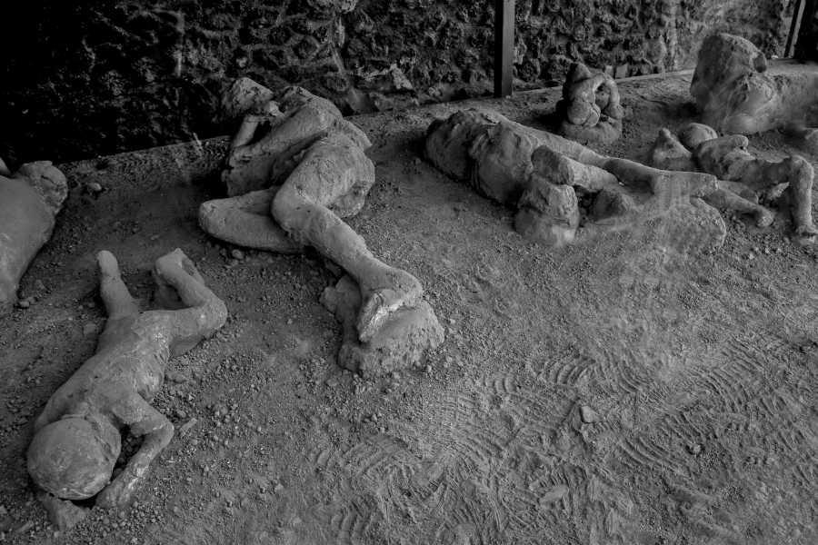 Travel etc Pompeii & Herculaneum