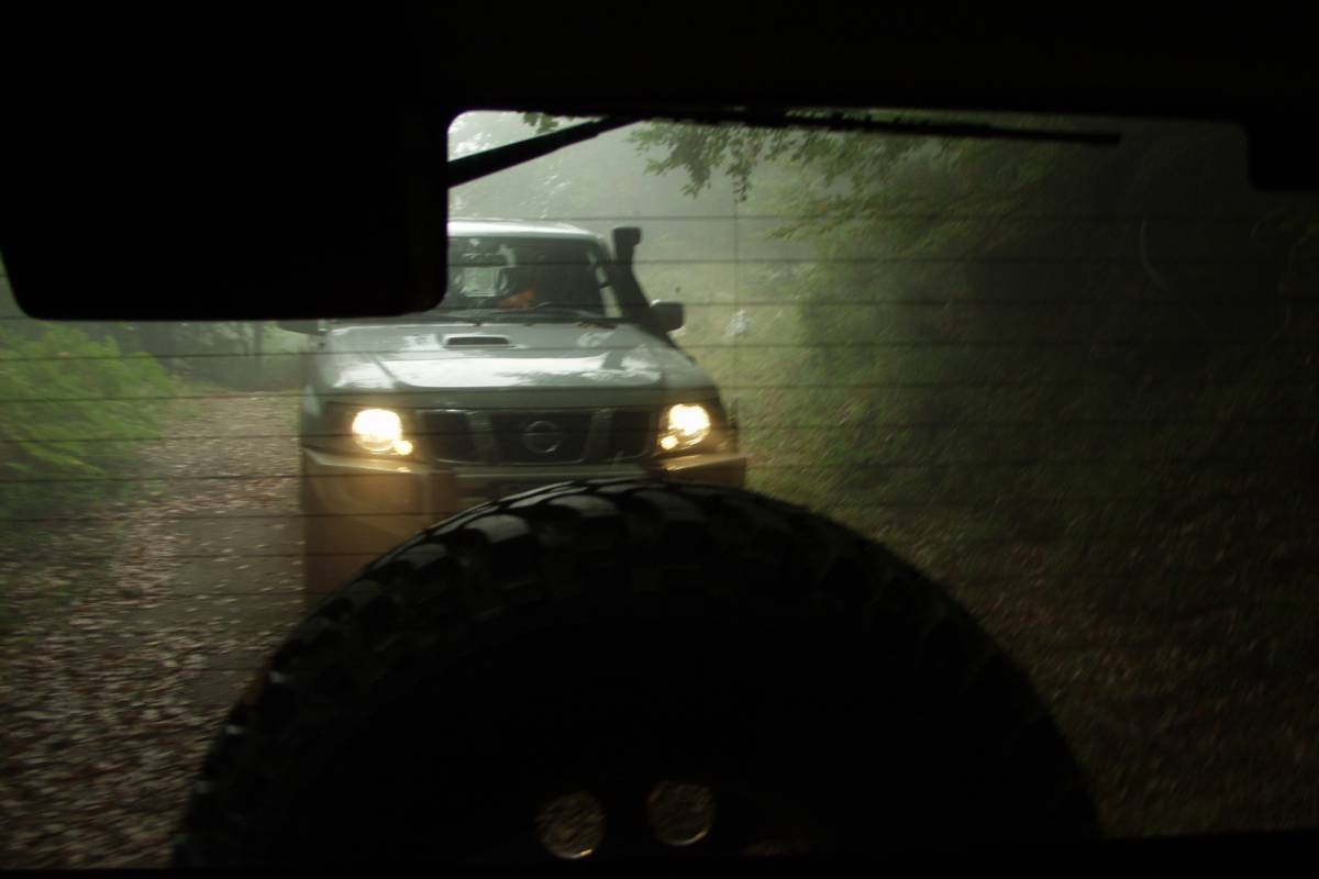 Les Hirondelles Ltd 4x4 Off Road in Pelion