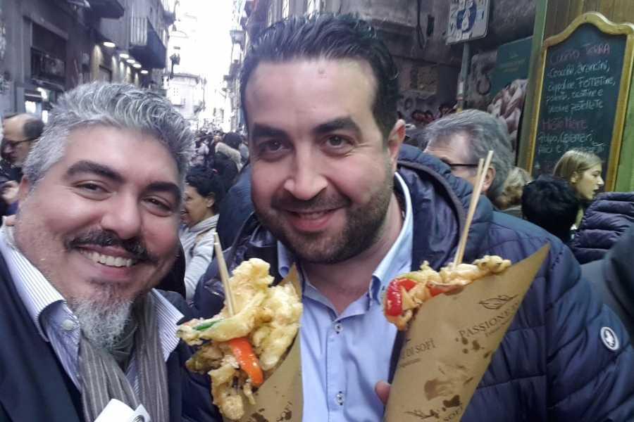 Campania Food & Travel Neapolitan Street Food Experience