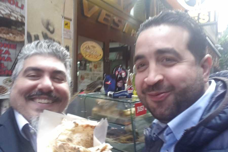 Campania Food & Travel Neapolitan Street Food & City Tour