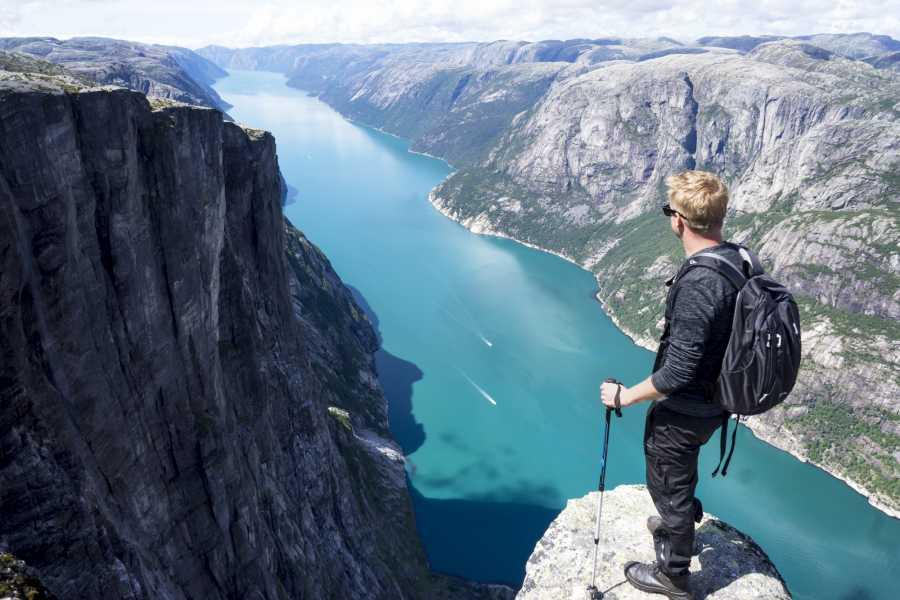 Outdoorlife Norway AS Kjerag Summer Hike - Beat the Crowds