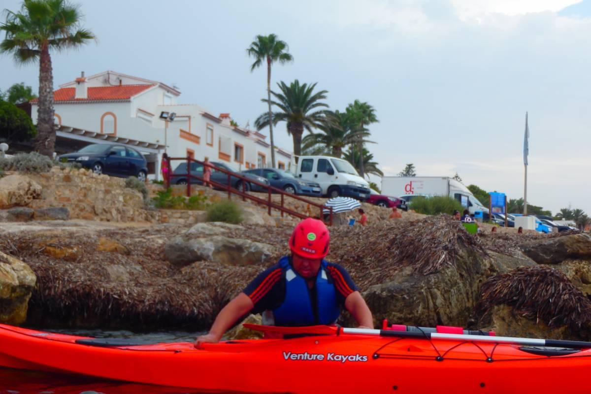 TURURAC. Turismo Activo y de Aventura PERFECCIONAMIENTO Y KAYAK DE MAR. MEJORA TU TÉCNICA