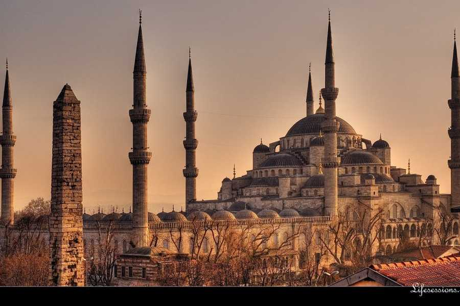 BarefootPlus Travel Istanbul Full Day Tour - Sultanahmet Top 4 Highlights