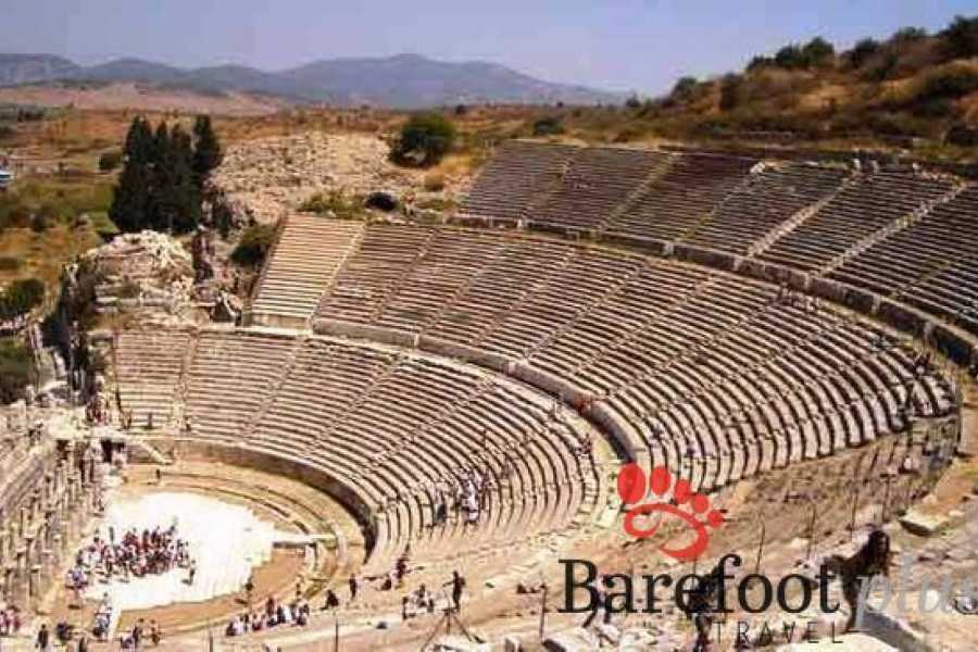 BarefootPlus Travel Ephesus and Pamukkale 2 Day Tour From Istanbul