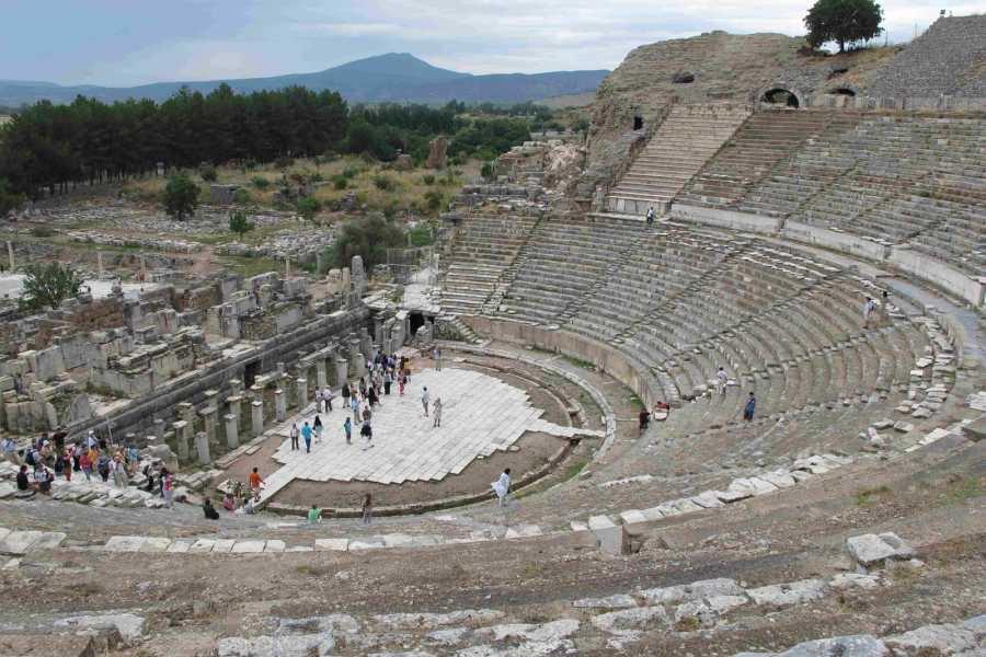 BarefootPlus Travel Del Crucero a Tierra - Excursion en Tierra a Efeso
