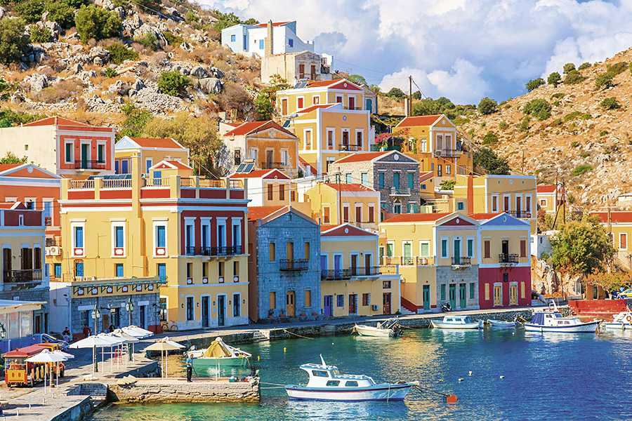 BarefootPlus Travel Mediterranean Drifting between Turkey and Greece 8 Days