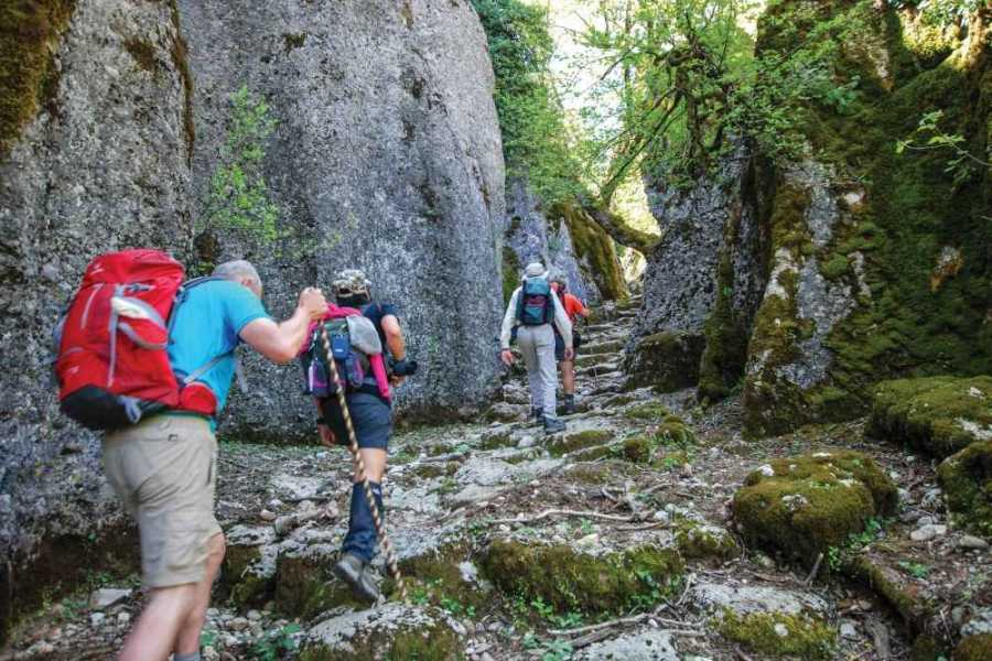 BarefootPlus Travel St. Paul Trail 10 day Walking Tour