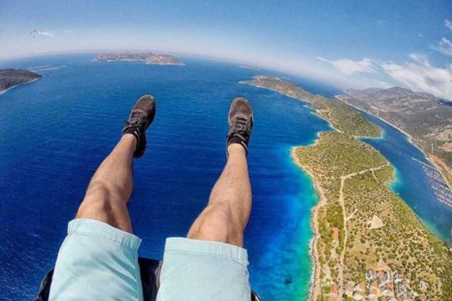 BarefootPlus Travel Paragliding in Kas