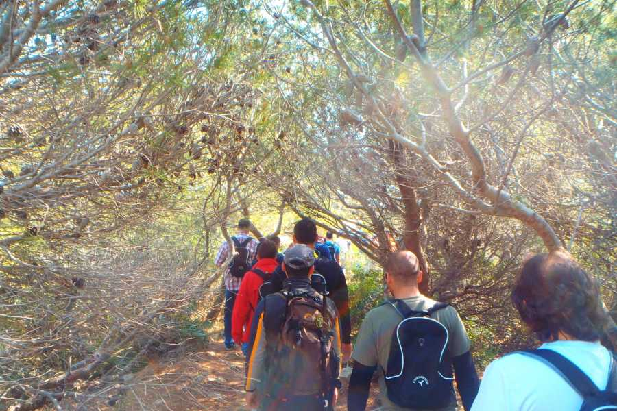 TURURAC. Turismo Activo y de Aventura HIDDEN PLACES WALKING TRAILS