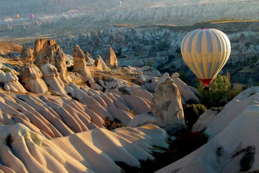 BarefootPlus Travel Cappadocia 3 days (inc one free day) From Istanbul