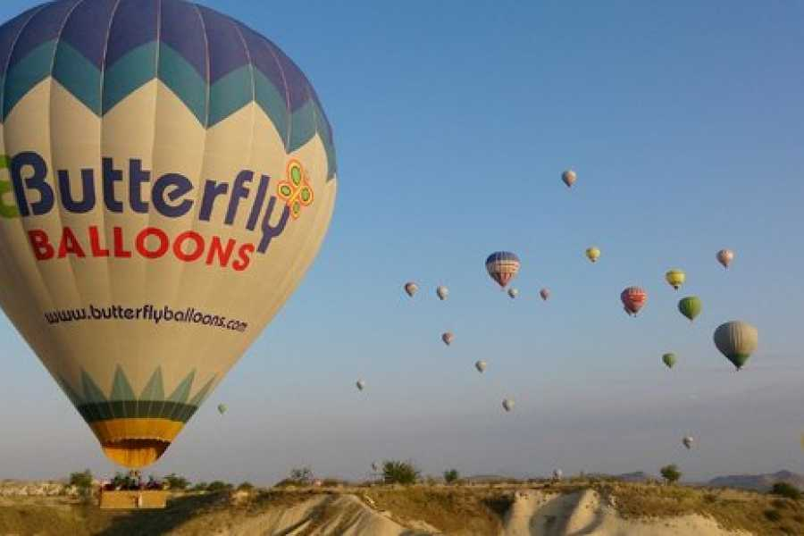 BarefootPlus Travel Hot Air Balloon Ride (Budget)