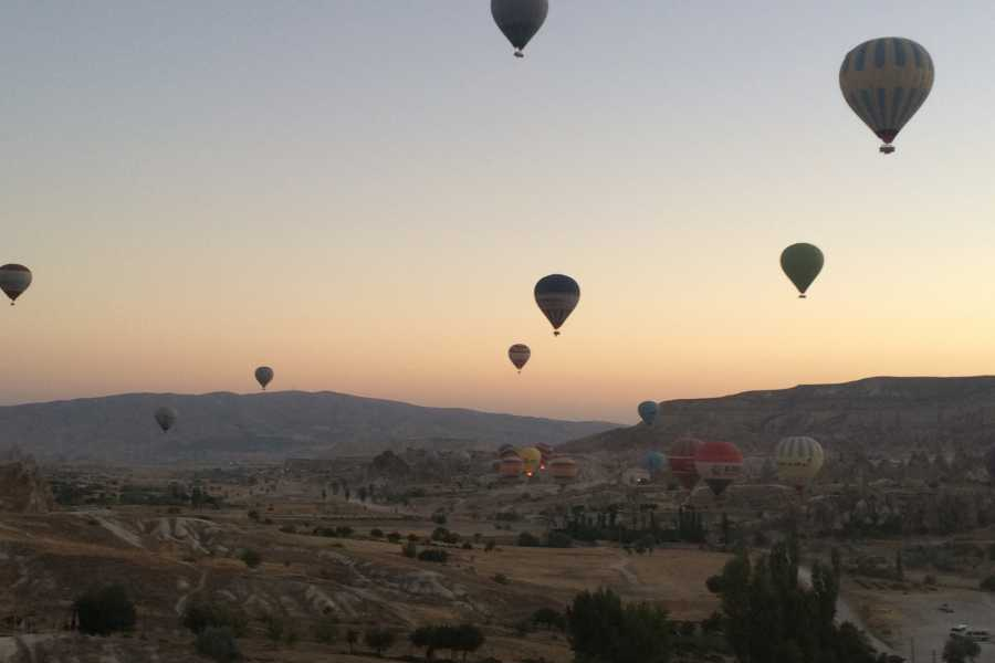 BarefootPlus Travel Cappadocia 3 Day Escape from Istanbul YTG-IST02