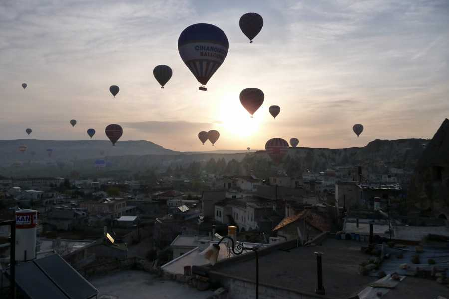 BarefootPlus Travel Cappadocia Full Day Private Tour from Istanbul YGT-IST03
