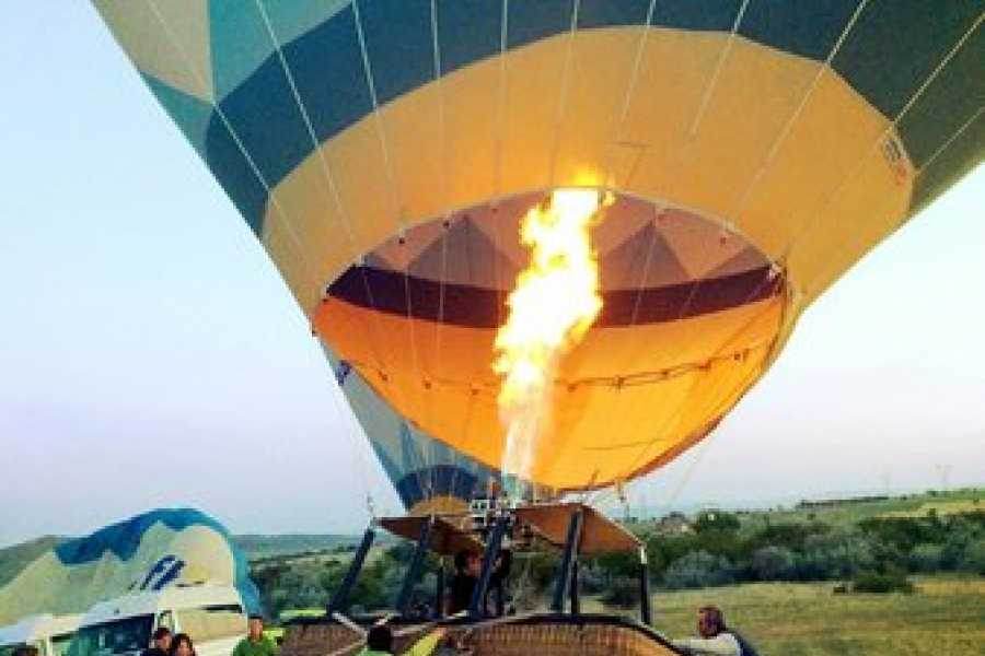 BarefootPlus Travel Hot Air Balloon Ride (Deluxe)