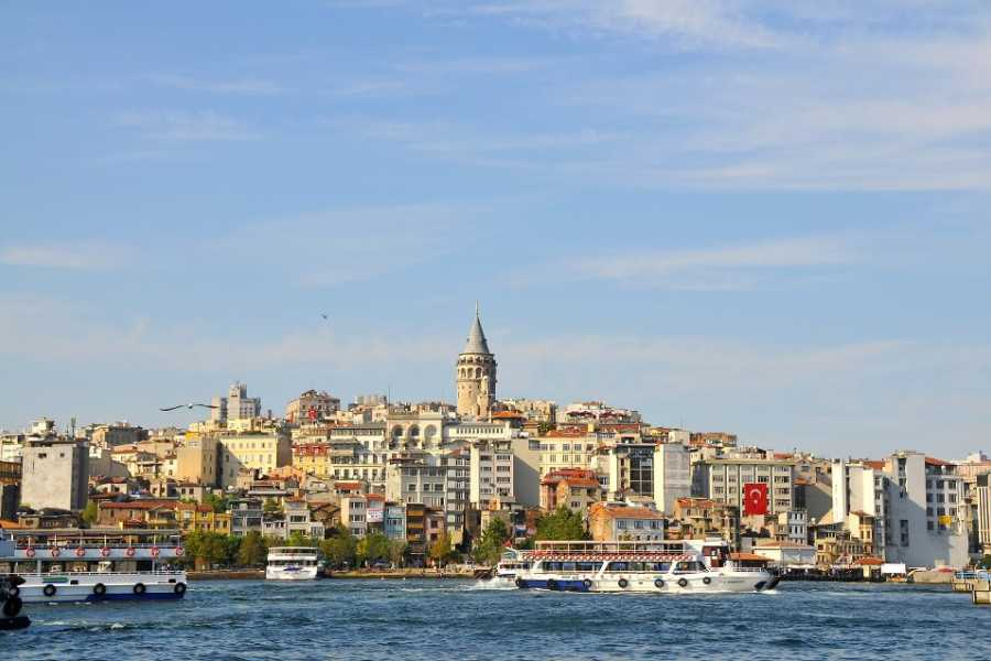 BarefootPlus Travel Istanbul 90 Minute Bosphorus Cruise.