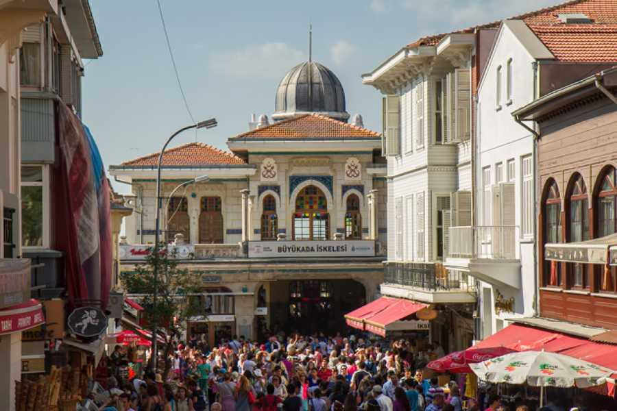BarefootPlus Travel Istanbul Full Day Tour - Princes' Islands Walk