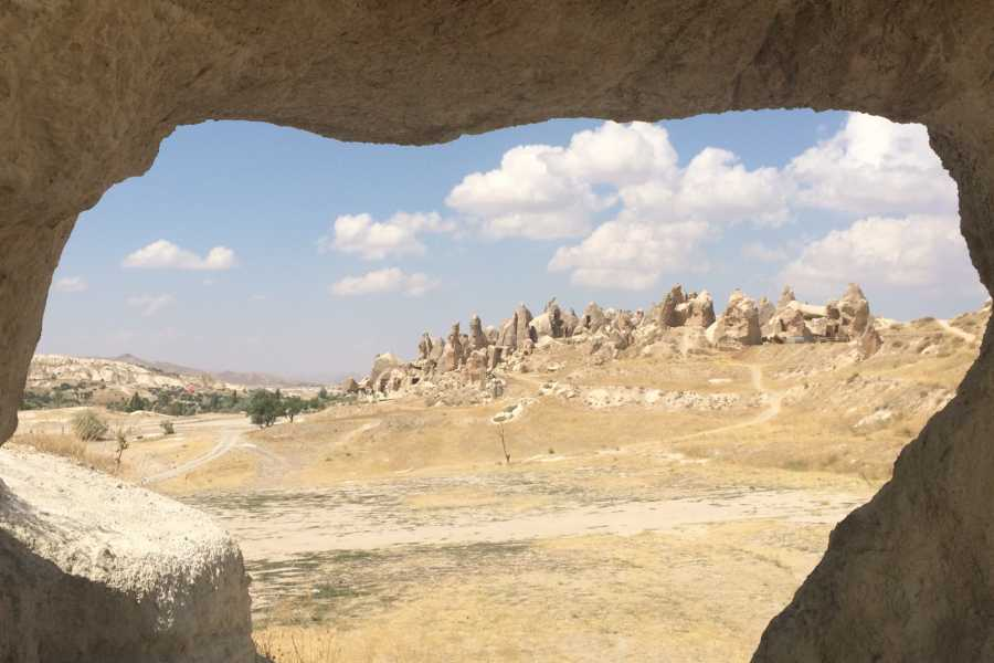 BarefootPlus Travel Cappadocia by Bus with 3 full days in Cappadocia