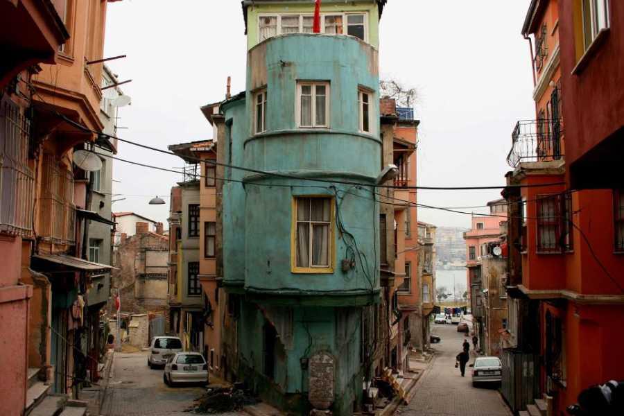 BarefootPlus Travel Istanbul Half Day Walking Tour - Balat's Jewish History