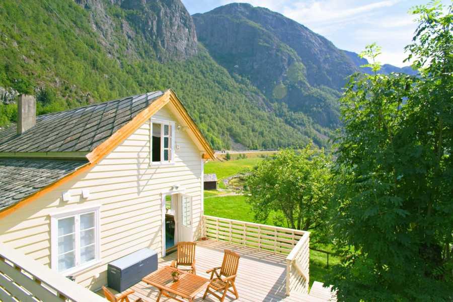 Åkrafjorden Oppleving AS Fjordcruise for grupper: Langfoss og Åkrafjorden