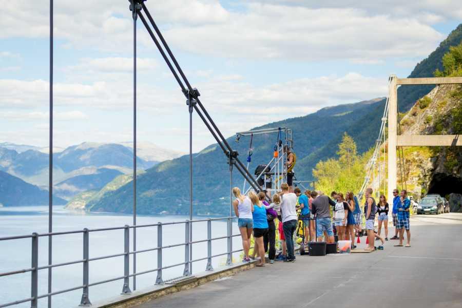 Åkrafjorden Oppleving AS Trolljuv Adrenalinpark