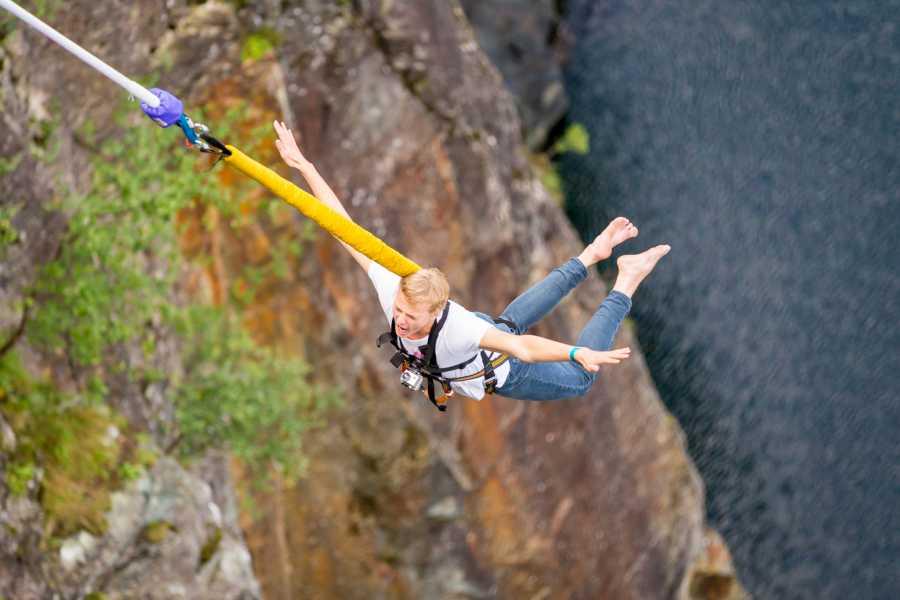Åkrafjorden Oppleving AS Adrenaline Package