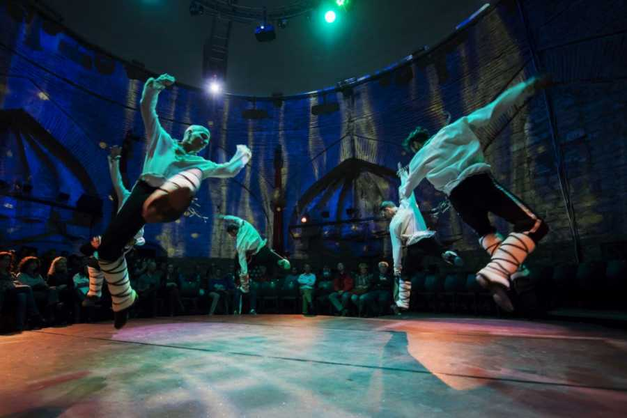 BarefootPlus Travel Istanbul Night Tour - Rhythm of the Dance (Saturday only)