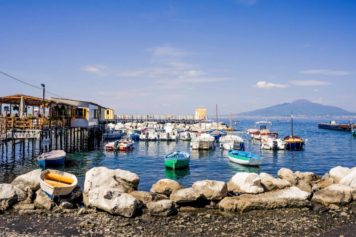 Travel etc Transfer from Naples to Sorrento and Viceversa