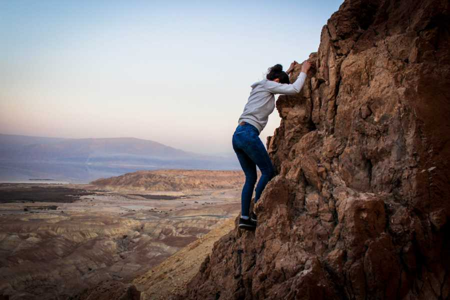 Wild-Trails Dzień pełen przygód nad Morzem Martwym