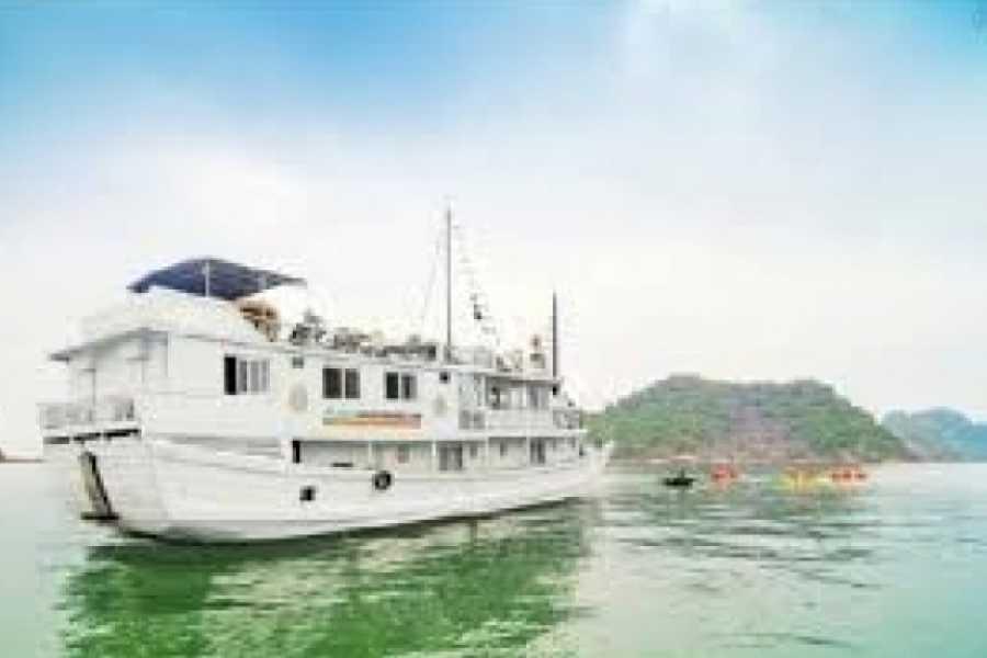 Vietnam 24h Tour Alova Gold Cruise 3D2N