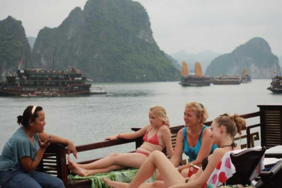 Vietnam 24h Tour Calypso Cruise 2D1N