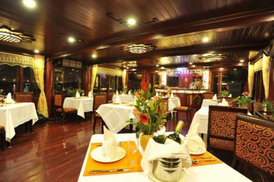 Vietnam 24h Tour Calypso Cruise 3D2N