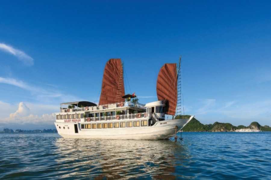 Vietnam 24h Tour Galaxy Premium Cruise 2D1N