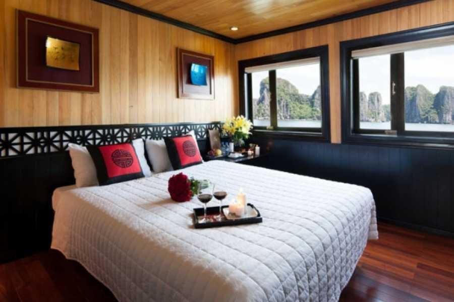 Vietnam 24h Tour Galaxy Premium Cruise 3D2N