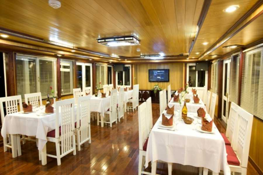 Vietnam 24h Tour Legacy Cruise 2D1N