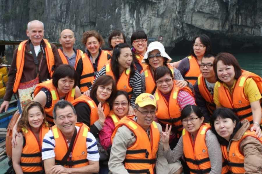 Vietnam 24h Tour Marguerite Junk 2D1N