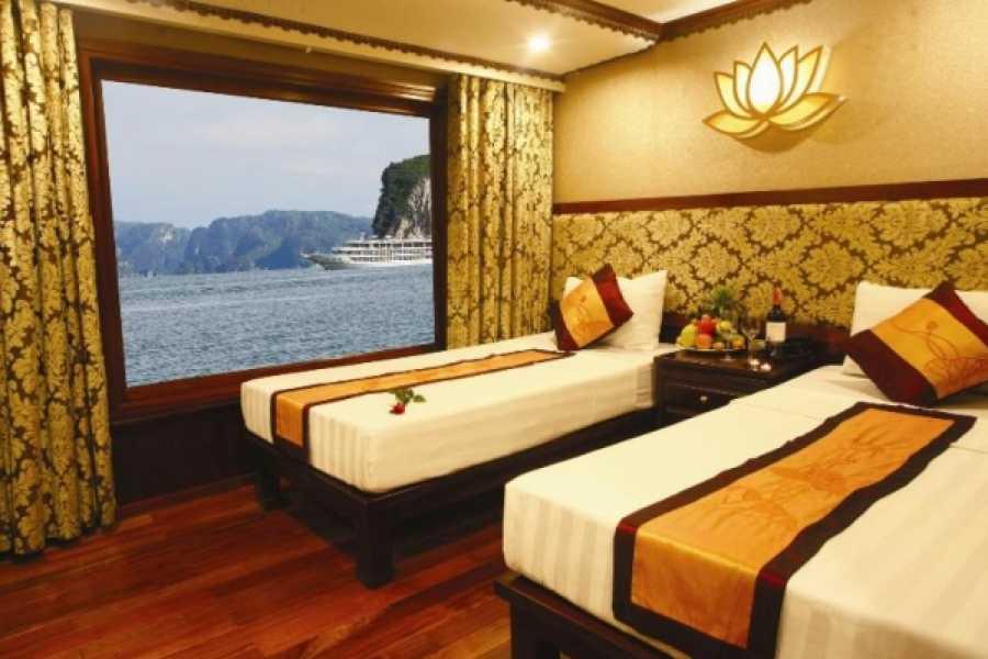 Vietnam 24h Tour Oriental Sails Cruise (1) 2D1N