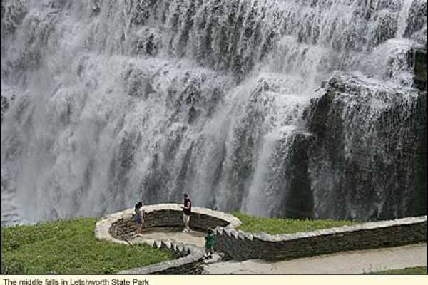 2-Day Niagara Falls and Finger Lake Weekend Gateaway from NYC/NJ