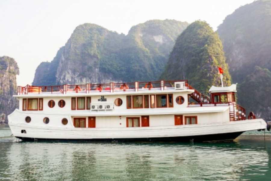 Vietnam 24h Tour Oriental Sails Cruise (2) 2D1N