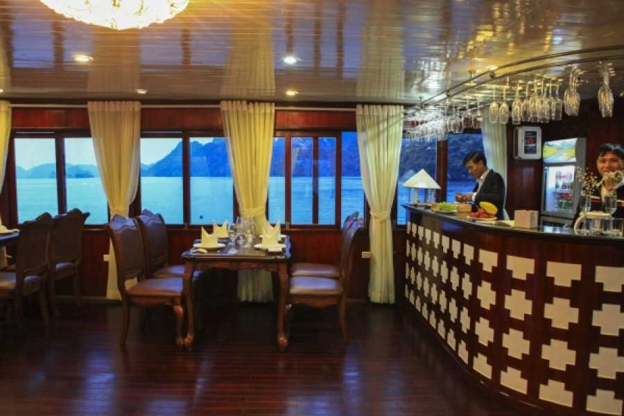 Vietnam 24h Tour Phoenix Luxury Cruise 3D2N