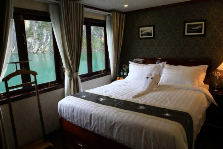 Vietnam 24h Tour Phoenix Luxury Cruise 2D1N