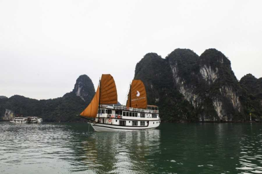 Vietnam 24h Tour Phoenix Luxury Cruise 2D1N