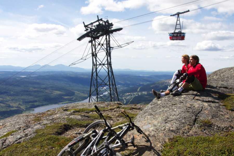 Puls Camp Åre Hyra Downhillcykel
